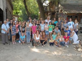 Bockovi novinari na izletu u Baračkoj