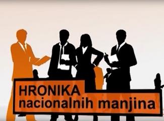 "Gostovanje u emisiji ""Hronika nacionalnih manjina"""