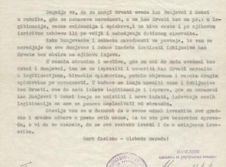 Naredba iz 1945. godine i danas se reflektuje na Bunjevce